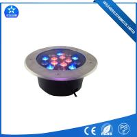 Wholesale Round Mini DMX RGB 15W LED Underwater Light Long Lifespan Lawns Lighting from china suppliers