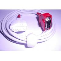 Buy cheap Masimo Rainbow Red 20 pin extension spo2 cable from wholesalers