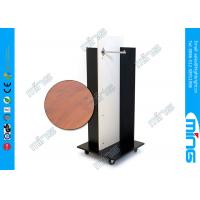 Wholesale 2 Way Square Wooden Display Shelves Clothing Racks / Wooden Store Display from china suppliers