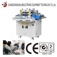Wholesale Hot Stamping Foil Label Die Cutting Machine 270 Time / Min For Protective Film from china suppliers