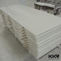 Buy cheap Corian glacier white acrylic solid surface sheet from wholesalers
