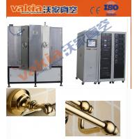 Wholesale Decorative PVD Coating Equipment Vacuum Plating Machine For Bathroom Fittings from china suppliers