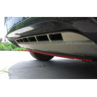 Wholesale Stainless steel Car Bumper Protector , Custom Guard Board For Touareg 2011 from china suppliers