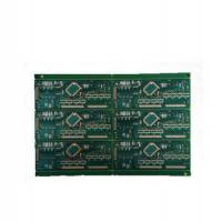 Wholesale 1.6MM Thickness FR4 Rigid PCB Board 4 Layer Or 6 Layer multilayer printed circuit board from china suppliers