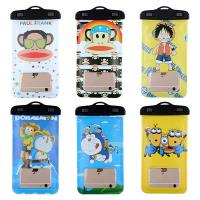 Wholesale TPU / PVC / ABS Cool iPhone 6 Plus Accessories Waterproof 6.0 x 3.3 Inch from china suppliers