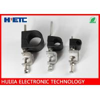 """Wholesale Stainless Steel Feeder Coaxial Cable Clamps 7/8"""" One Way Through Type from china suppliers"""