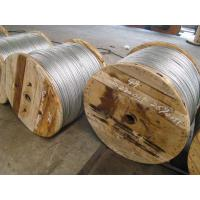 Wholesale High Voltage Transmission Lines Galvanized Wire Cable Increase The Tensile Force from china suppliers