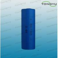 Wholesale 3.6V 3300mAh Lithium Thionyl Chloride Battery ER17505 for Remote Monitoring Systems from china suppliers