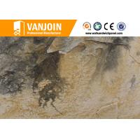 Wholesale Eco friendly Soft Decorative Stone Tiles , Flexible Stacked Stone Tile from china suppliers