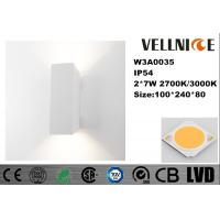 Wholesale Stainless Steel Wall Mounted Indoor LED Lights , LED Wall Sconce Lighting from china suppliers