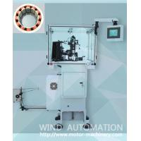 Buy cheap Compressor pump  Segment Muti pole stator winder BLDC  needle tooth winding arm winding from wholesalers