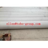 Wholesale 201 / 202 Polished stainless steel pipe welding For Fluid ASTM A249 from china suppliers