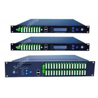 Buy cheap High Power EYDFA, High Quality JDSU PUMP 32port GPON EDFA from wholesalers