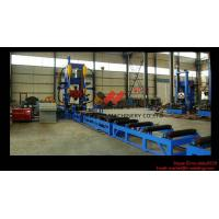 Quality H Beam Integrating Machine With 3 Function Assembling Welding Straightening Equipment for sale