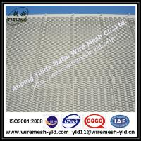 Wholesale Silver color Ornamental & Decorative Expanded metal for wall facade from china suppliers