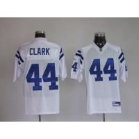 Colts Clark # 44 white jersey