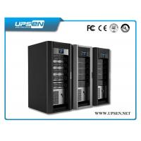 Wholesale Commercial 3 Phase Modular UPS Power Supply 10KVA - 200KVA With Power Modules for Capacity Extension from china suppliers