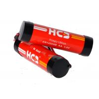 Wholesale Spiral 2100mAh Li Socl2 Lithium Battery ER14505M Lithium Thionyl Chloride Battery from china suppliers