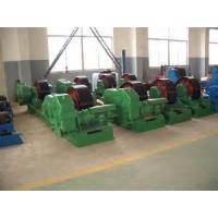 Wholesale Big Tons Common Welding Rollers 200000  Kg Tank Turning Roll  2 Motors Synchronous Drive from china suppliers