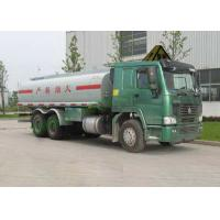 Wholesale 6x4 HOWO 20000 liter fuel tanker truck from china suppliers