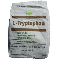 Wholesale 98% Pure L Tryptophan Powder Nutritional Livestock Feed Additives SAA-TRYL98 from china suppliers