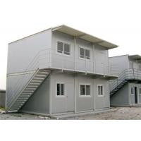 Wholesale Sandwich Panel Two Storey Hot Sale Conex Box Homes As Office from china suppliers