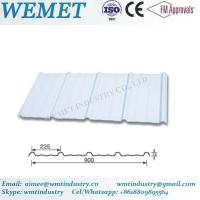 Wholesale Corrugated steel sheet for steel structure building facade WMT-15-225-900 from china suppliers