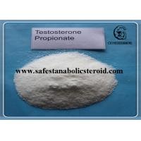 Wholesale Cutting Cycle Testosterone Propionate CAS 57-85-2 Test Prop Body Building Anti Estrogen Steroid Hormone from china suppliers