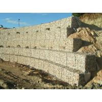 Quality Construction Wire Gabion Basket Stone For Retaining Wall Construction for sale