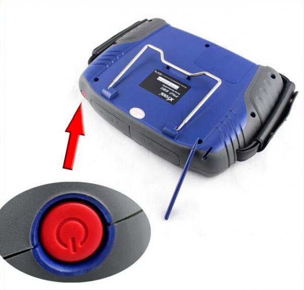 XTOOL PS2 GDS Gasoline Bluetooth Display-4
