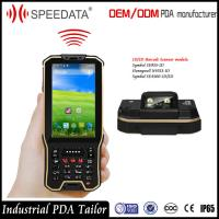 Wholesale Hand Android nfc card Rfid Reader Industrial with Barcode Scanner in a unit from china suppliers