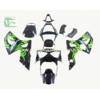Wholesale Ninja ZX-6R 2003-2004 Sportbike / KAWASAKI Motorcycle Parts Plastic housing from china suppliers