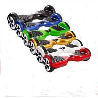 Wholesale 6.5 Inch Self Balancing Stand Up Electric Scooter Hoverboard 2 Wheel , Electric Smart Scooter from china suppliers