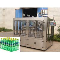 Wholesale Automatic Glass Bottle Sparkling Water / Soft Drink Filling Machine For PET Bottle from china suppliers