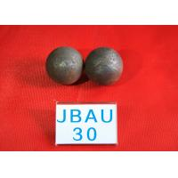 Wholesale Durable Hot Rolling Steel grinding balls for mining , Wear Resistance from china suppliers