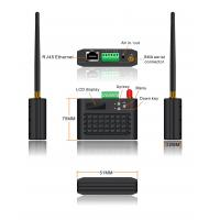 Quality LOS/NLOS portable cofdm wireless long range uav Video transmitter for sale