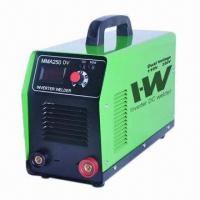 Wholesale Dual voltage 110/230V MMA welding machine with all cables, 4.0mm electrode capacity from china suppliers