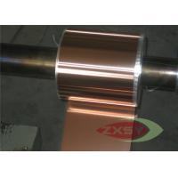 Wholesale Casting Oxygen Free High Conductivity Copper Foil , Copper Metal Sheets from china suppliers