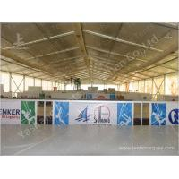 Wholesale Galvanized Steel Connector Sporting Event Tents , Aluminum Structure Sports Marquee from china suppliers