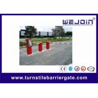 Wholesale Straight Boom Automatic Car Park Barrier Gate Arms 8m Boom Length Aluminum Barrier from china suppliers