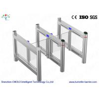 Wholesale Residential Security Speed Gate Turnstile Entry Systems , DC 24V from china suppliers
