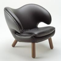 Wholesale replica modern classic furniture Finn Juhl Pelikan Chair/Pelican chair from china suppliers