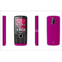 Wholesale 2.8 Inch Bar GPRS Mobile Phone with plastic cover and Dual Sim Cards from china suppliers