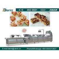 Wholesale Muesli Cereal Bar Making Machine Granola Bar cutting machine with New PATENT from china suppliers