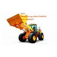 Wholesale 4.5CBM Bucket LW800KN 8 Ton Heavy Compact Wheel Loader With High Performance from china suppliers