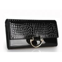 Wholesale 2014 new collection first layer leather stone pattern women wallets from china suppliers