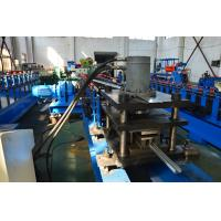 Wholesale 1.5 - 2.0mm 19 Roller Stations Solar Strut Roll Forming Equipment Hydraulic Punching And Cutting from china suppliers