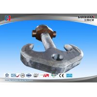 Wholesale Heavy Duty Crane Lifting Hooks DG20Mn Carbon Steel Industrial Forging from china suppliers