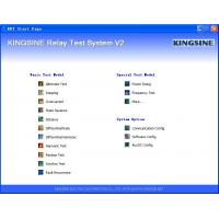 Wholesale Flexible KRT Relay Testing Software Support IEC61850 , IEC60044 from china suppliers