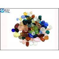 Wholesale Natural Crystal Colored Sand Fish Aquarium Gravel For Fish Tank Bottom Decoration from china suppliers
